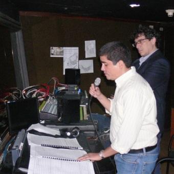 Justo Morao y Alejandro Montes de Oca