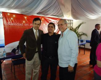 Alfonso López Chollett, Justo Morao y Pedrito López