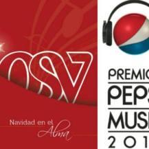 """Disco """"Navidad en el Alma"""" nominado a los Premios Pepsi Music 2015"""