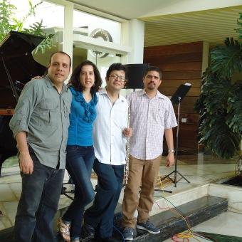 Alonso, Ana María, Andrés Eloy y Justo