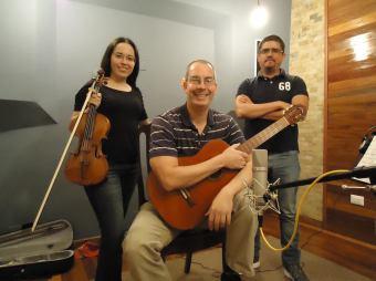 Isabel, Ricardo y Justo