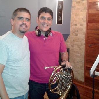 Justo y Joel Arias