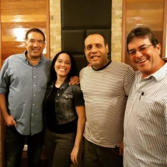 Rafa, Isabel, Alonso y Luis