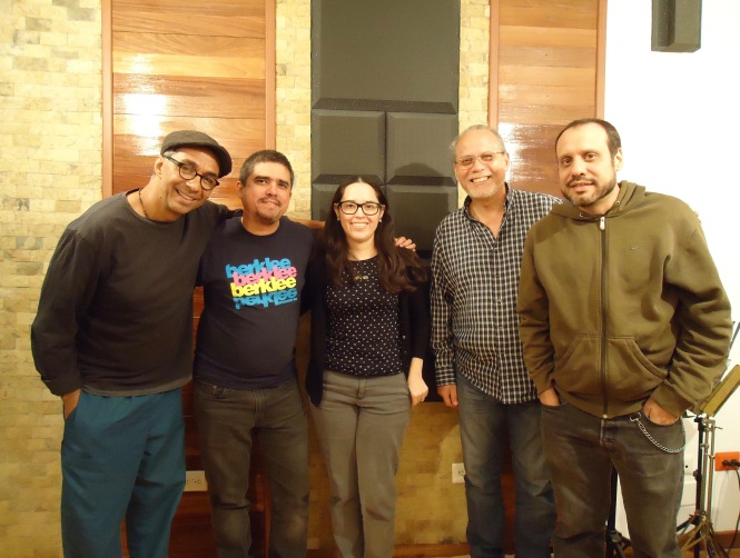 Alfredo Naranjo, Justo Morao, Isabel Camacho, Pedrito López, Alonso Lacruz