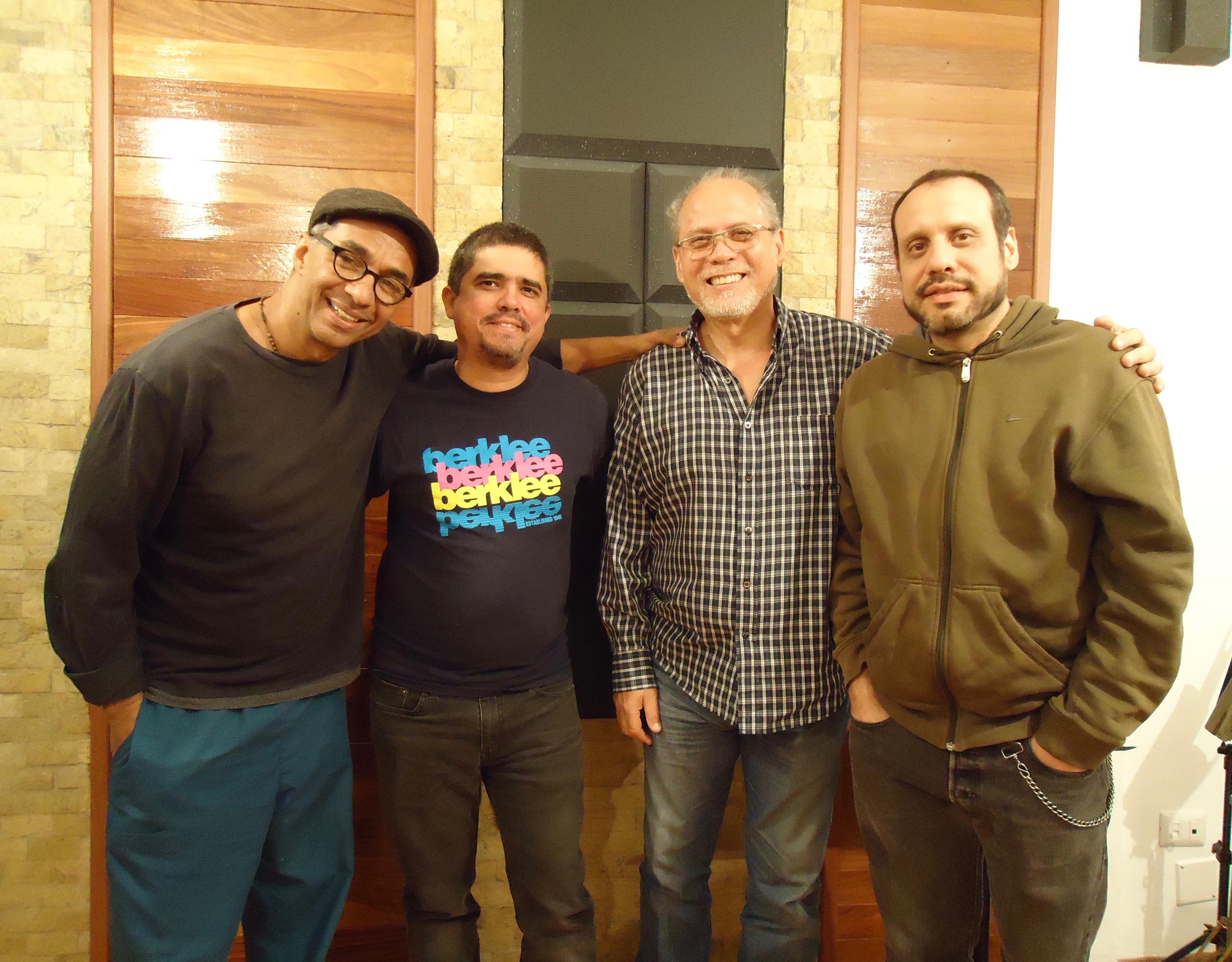 Alfredo Naranjo, Justo Morao, Pedrito López, Alonso Lacruz